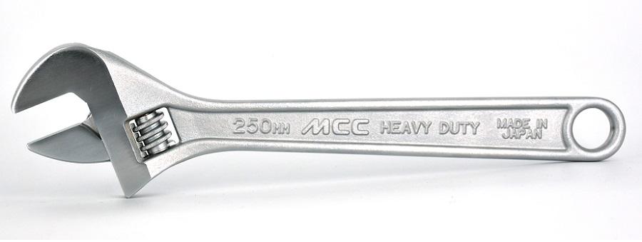 Mỏ lết 8 inch MCC heavy duty, độ mở ngàm 24mm MW-HD20