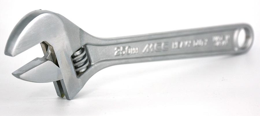 Mỏ lết 10 inch MCC heavy duty, độ mở ngàm 29mm MW-HD25