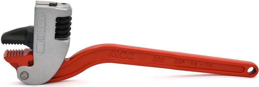 Mỏ lết răng 12 inch loại đặc biệt ngàm cong CW-300, MCC - Nhật Bản
