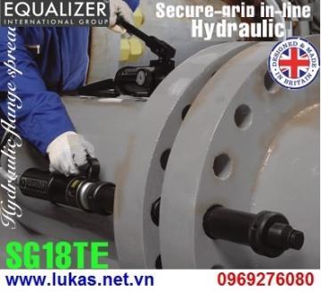 Tách mặt bích bằng thủy lực SG18TESTD In-Line - Equalizer