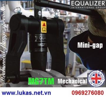Tách mặt bích bằng cơ khí MG7TM Mini-Gap - Equalizer