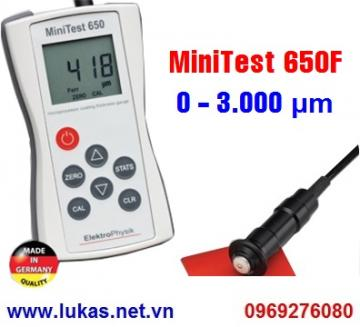 Máy đo bề dày lớp phủ MiniTest 650F