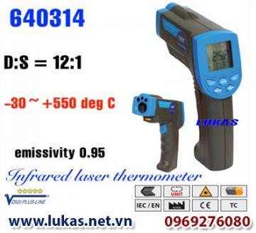 Máy đo nhiệt độ bằng hồng ngoại từ xa, 640314, Vogel - Germany