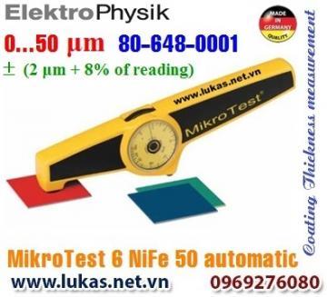 Đo độ dày lớp phủ MikroTest 6 NiFe 50 Automatic, 80-648-0001