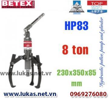 Cảo thủy lực 8 tấn BETEX - HP83, 793000, BETEX - Hà Lan
