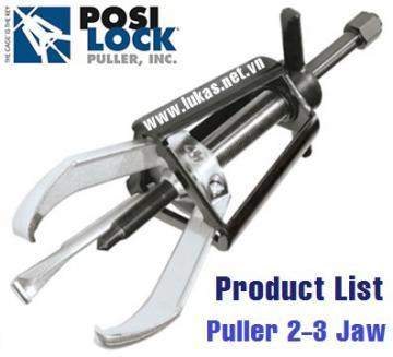 Danh mục sản phẩm cảo 2-3 chấu - PosiLock - USA