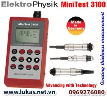 Máy đo bề dày lớp phủ MiniTest 3100 - ElektroPhysik - Germany