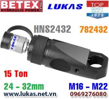 Cắt bulong, cắt phá đai ốc bằng thủy lực BETEX - HNS2432 - M24-M32