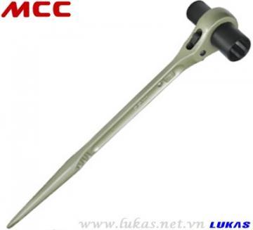 Cờ lê đuôi chuột tuýp đôi 13 x 17mm, MCC Nhật Bản - RWD-1317