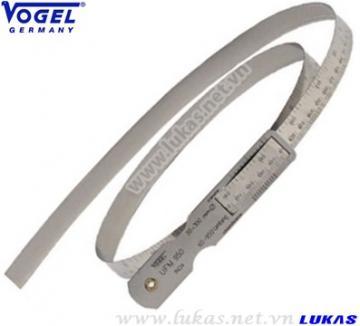 Thước đo đường kính ngoài inox 20-300mm, 181601 Vogel - Germany