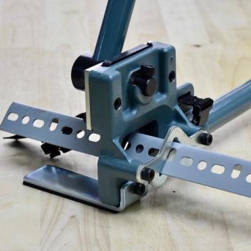 Kìm cộng lực cắt sắt chữ V dày 3,2mm AGS-40R MCC Japan